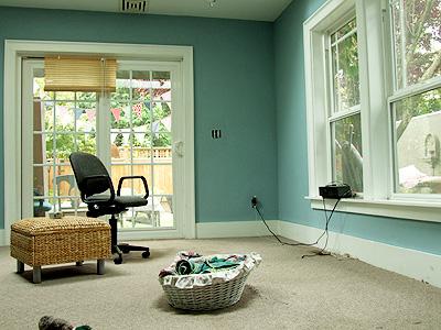 Hazel Paint Color In Rooms