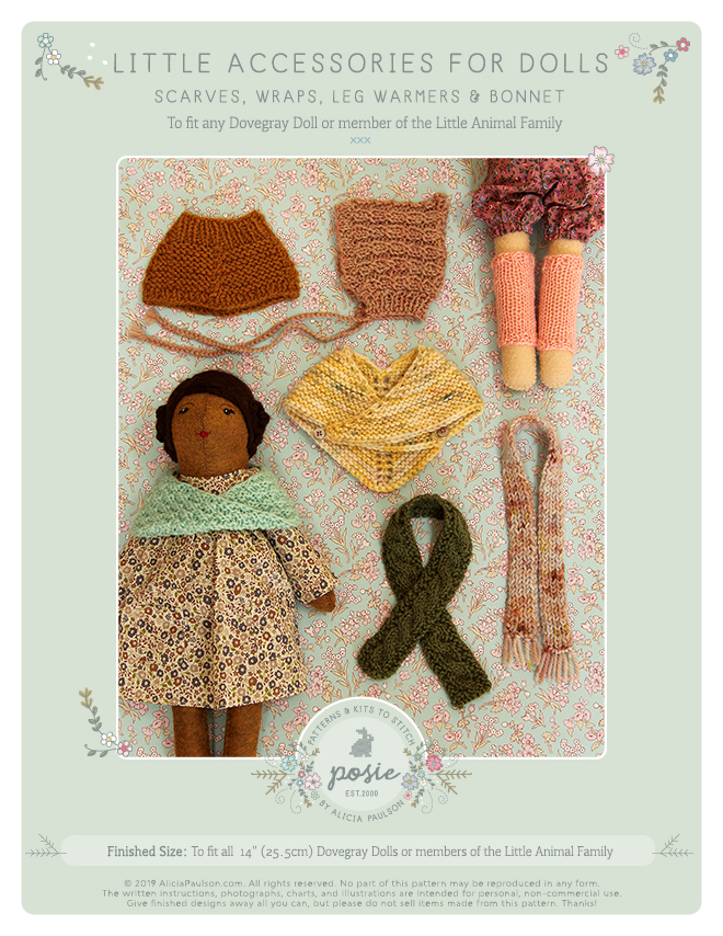 Accessories Pattern Cover660