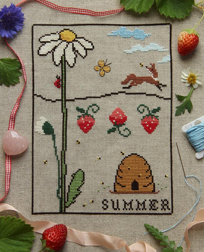Strawberry Season Cover JPG blog