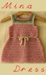 Mina Crocheted Dress Pattern