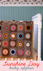 Sunshine Day Afghan Pattern
