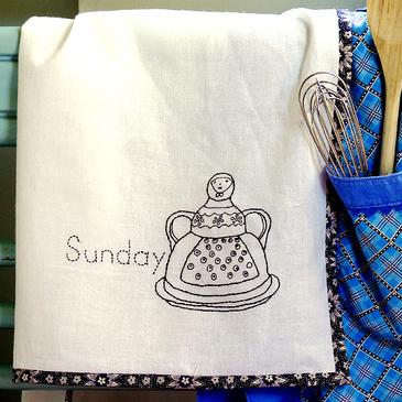 Sundaydishcloth1